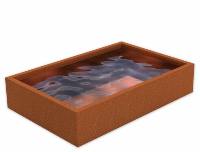 teichbecken aus edelstahl | siteminsk, Haus und garten