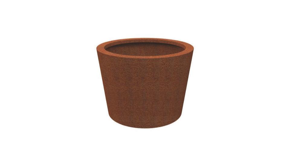 De Tuinman - Tuinaanleg - plantenbakCado CC01 1000x800