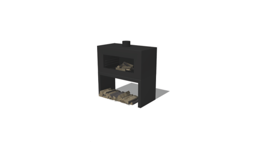 De Tuinman – Tuinonderhoud – vuurhaard – Enok BK2G A