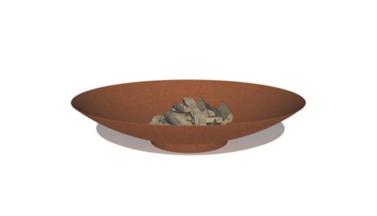 De Tuinman – Tuinonderhoud – vuurtafel – vuurschaal BNS5