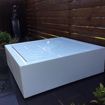 De Tuinman – Waterdtafel met LED verlichting 1